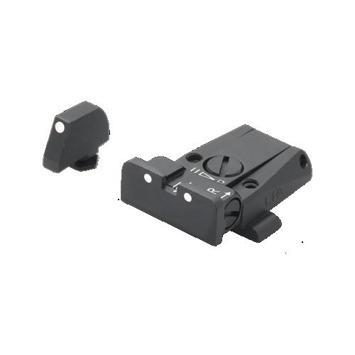 Komplet przyrządów celowniczych do pistoletu Glock LPA SPR36GL30