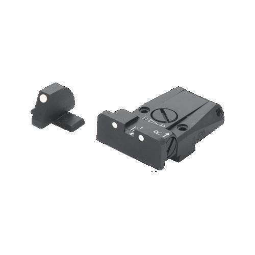 Komplet przyrządów celowniczych do pistoletu Sig Sauer LPA SPR28SS30