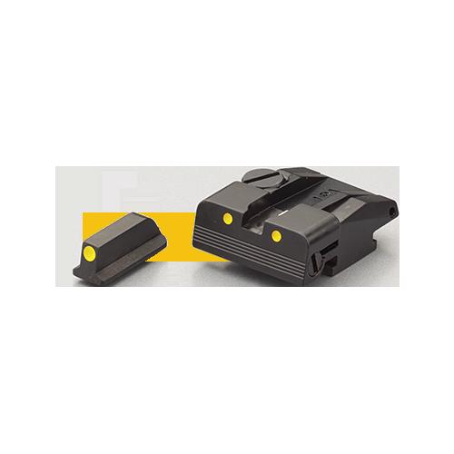 Komplet przyrządów celowniczych do Walther LPA SPL15WA