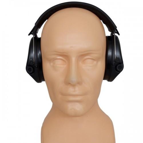 Ochronniki słuchu Supreme Pro Czarne