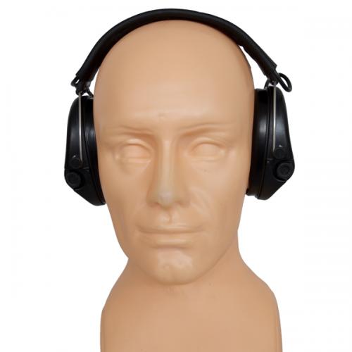 Ochronniki słuchu Supreme Pro-X Czarne