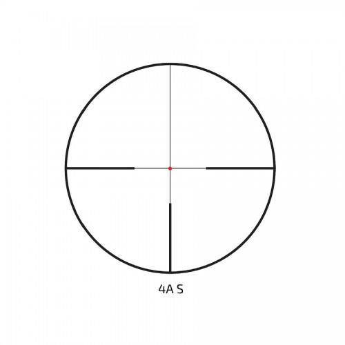 Luneta celownicza Delta Optical Titanium 2,5-10x50 HD 4A S