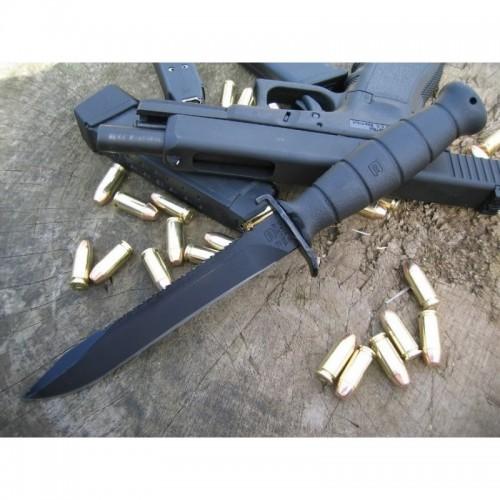 Nóż taktyczny Glock model Field 81 - czarny