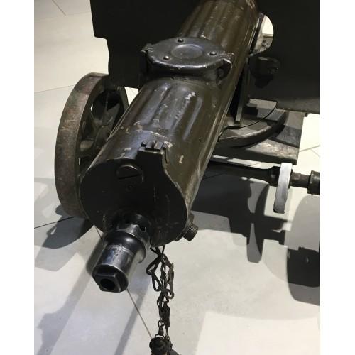 Karabinek samopowtarzalny na bazie karabinu maszynowego MAXIM SOKOLOV 1910