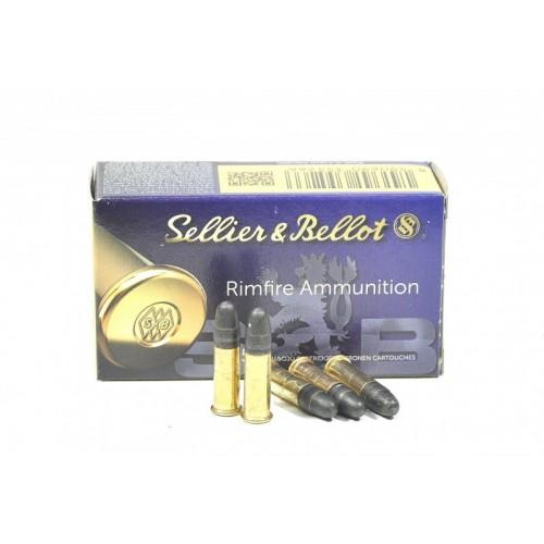 Amunicja Sellier & Bellot 22 LR Standard