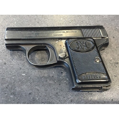 Pistolet FN Baby 6,35 Browning