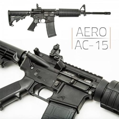 "Karabinek samopowtarzalny Aero Precision M4E1, lufa 18"", 5,56x45mm/.223REM"