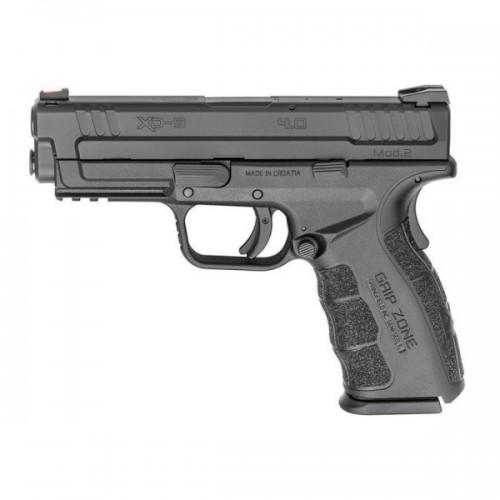 """Pistolet HS Produkt XD-9 MOD.2 - 4"""" Kal.9x19mm - CZARNY"""