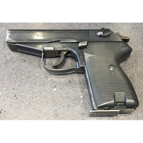 Pistolet P-83 kal. 9x18 mm Makarov