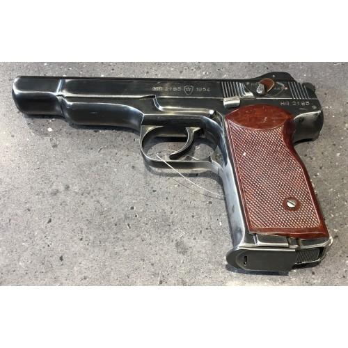 Pistolet samopowtarzalny Stieczkina kal. 9x18 z oryginalną kolbo-kaburą
