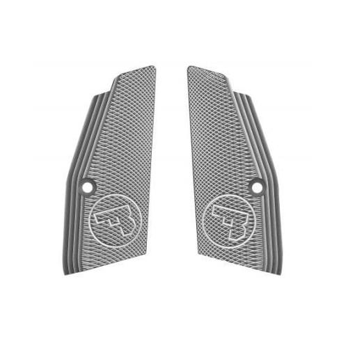 Okładziny aluminiowe do CZ 75 - silver