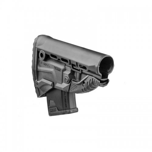 Kolba GK-MAG + 10 nabojowy magazynek 7,62x39mm