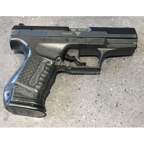 Pistolet Walther P99 kal. 9x19 mm