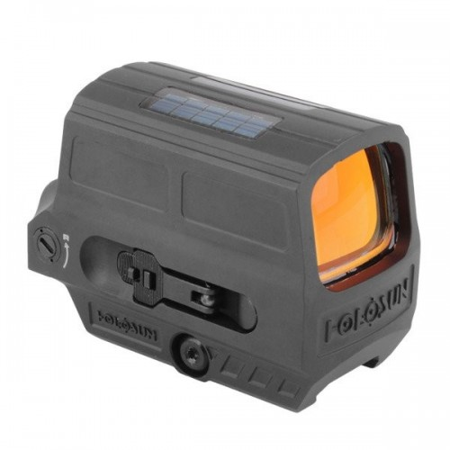 Holosun - Kolimator Enclosed Reflex Sight HS512C Multi Reticle - Solar Panel Cena 1939 zł