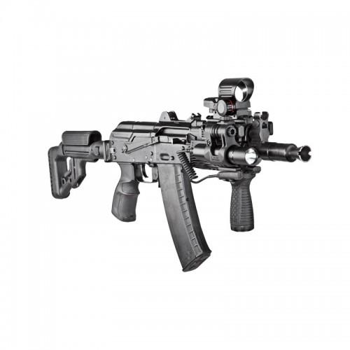 System szyn montażowych do AKS-74U KPR FAB