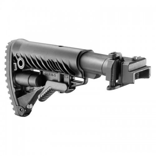 Kolba Składana FAB M4 (Metal) do AK47 (M4-AK)
