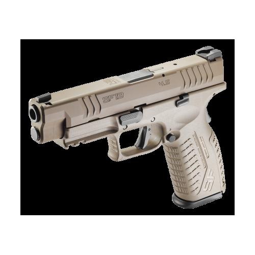 Pistolet HS SF19 4.5 - 9x19mm - brązowy - HS Produkt