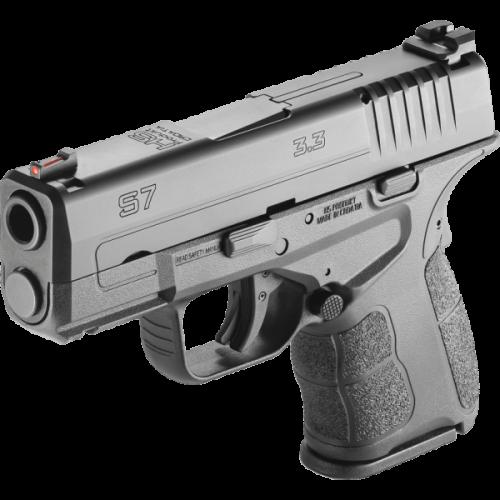 Pistolet HS Produkt S7 3.3 9x19 mm - czarny - HS Produkt
