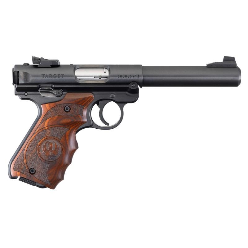Pistolet Ruger Mark IV Target kal. 22LR