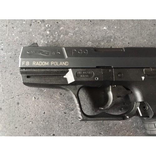 Pistolet Walther P99 kal. 9x19 mm Kolekcjonerski - niski numer seryjny