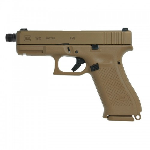 Pistolet Glock 19X MT 13.5X1 kal. 9x19