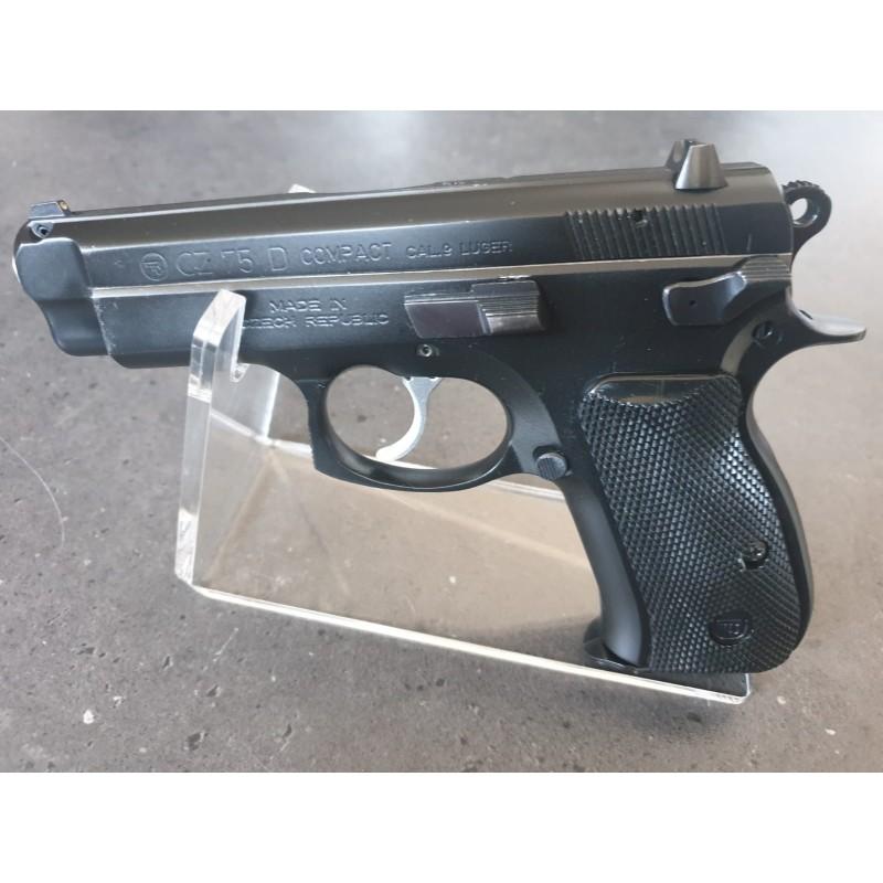 Pistolet CZ 75D Compact kal. 9x19