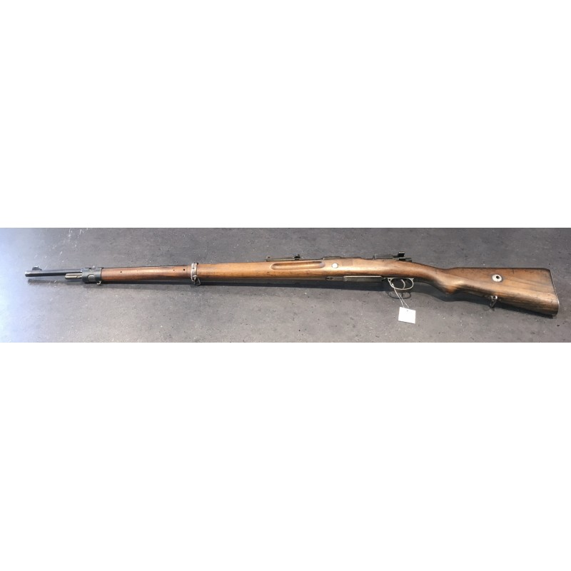 Karabin powtarzalny Mauser mod. 98K kal. 8x57 JS