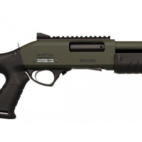 "Strzelba powtarzalna FABARM Martial O.D. Green 20"" kal. 12/76"