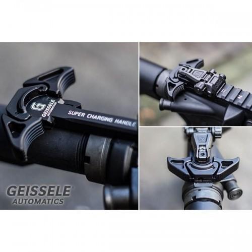 Geissele Obustronna dźwignia przeładowania AR15