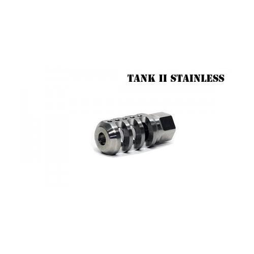 Accu-Tac Kompensator TANK II Stainless ( .223 / 5.56x45mm / .22 )