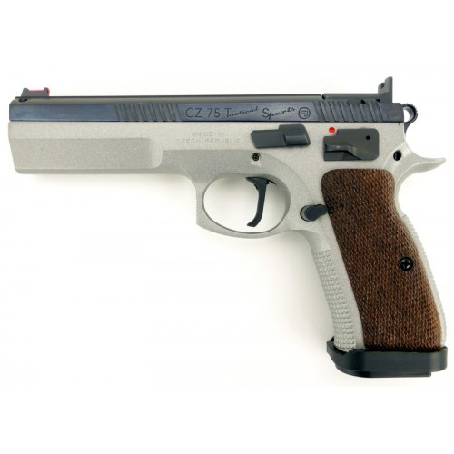 CZ 75 TACTICAL SPORTS - kal. 9x19 mm Luger
