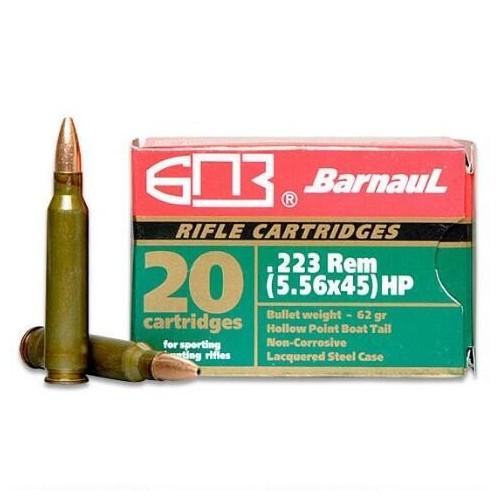Barnaul 223 Rem 5,56x45 HP