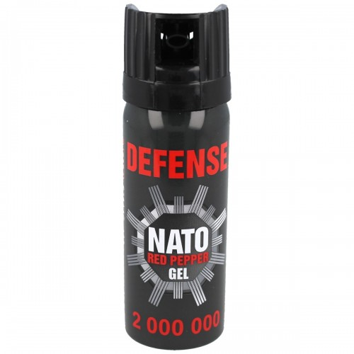 GAZ PIEPRZOWY SHARG DEFENCE NATO MILITARY GEL 50ML CONE (41050-C)