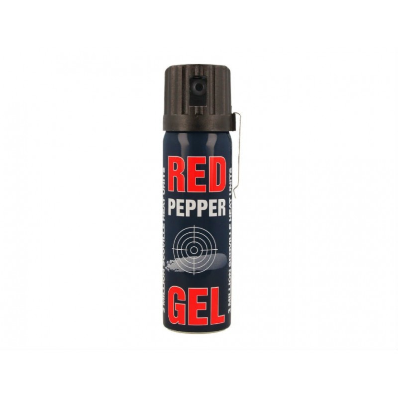 GAZ PIEPRZOWY SHARG GRAPHITE GEL 3MLN 63ML CONE (11063-C)