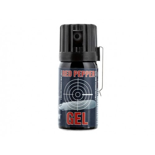 GAZ PIEPRZOWY SHARG GRAPHITE GEL 3MLN 40ML CONE (11040-C)
