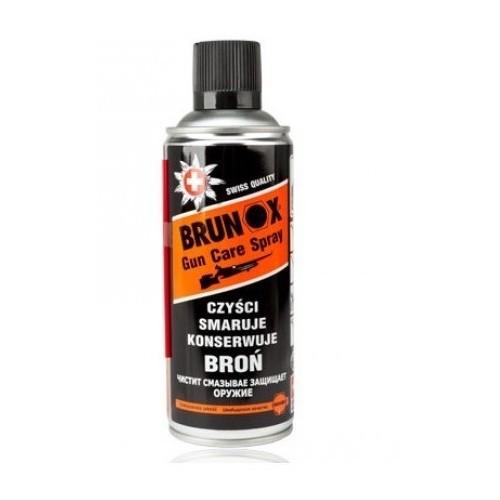 Preparat do czyszczenia broni Brunox 300 ml