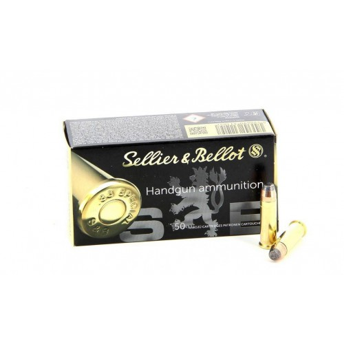 Sellier & Bellot .38 special SP